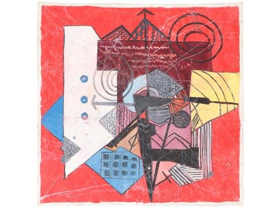 Modern, Contemporary & Folk Art