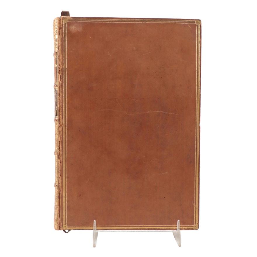 "Greek Language ""Anacreontis Odaria"" by Edward Forster, 1802"