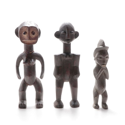Yaka Style and Other Handcrafted African Figures