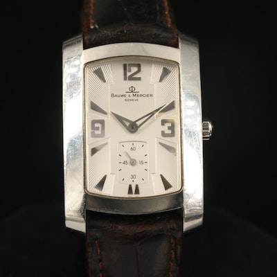 "Baume & Mercier ""Hampton"" Wristwatch"