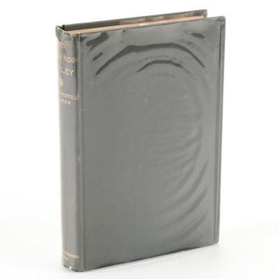 """John Lothrop Motley: A Memoir"" by Oliver Wendell Holmes, 1879"