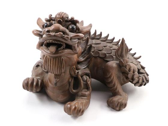 Asian Art, Porcelain, Kimonos & Jewelry