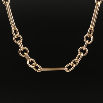 Italian 14K Necklace