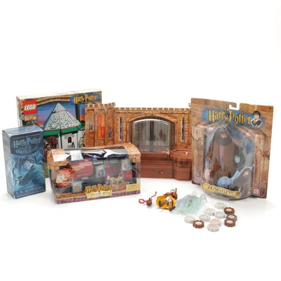 Harry Potter Electronic Play Set, Hogwarts Express, Lego, and More