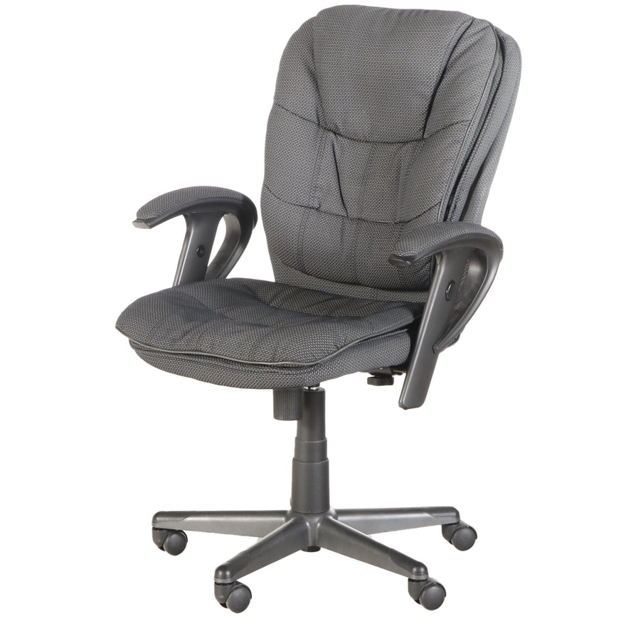True Seating Company Cushioned Desk Chair