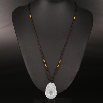 Jadeite Pendant Necklace