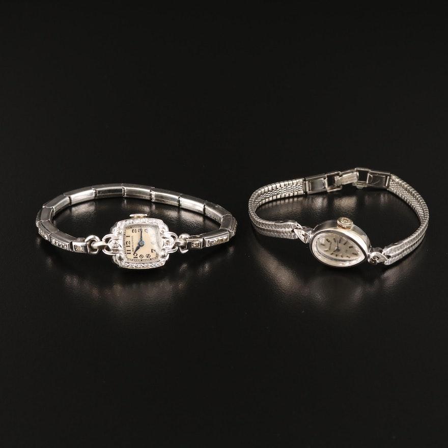 Hamilton 14K Wristwatches