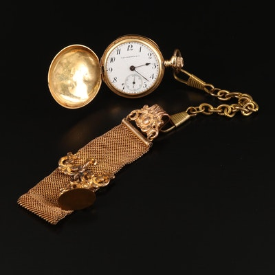 T&E Dickinson & Co. 18K Pocket Watch