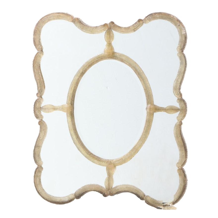 Uttermost Venetian Style Wall Mirror