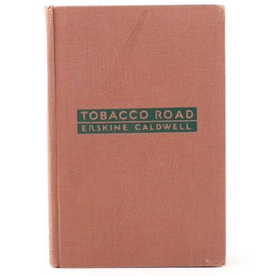 """Tobacco Road"" by Erskine Caldwell, c. 1942"