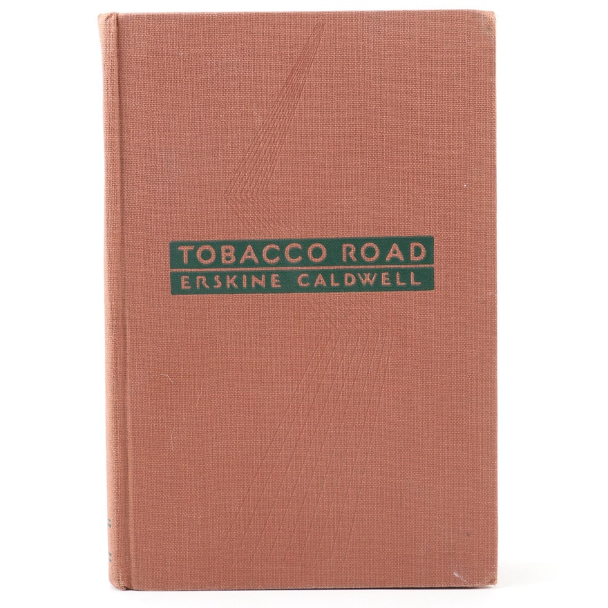 """Tobacco Road"" by Erskine Caldwell, c. 1942"