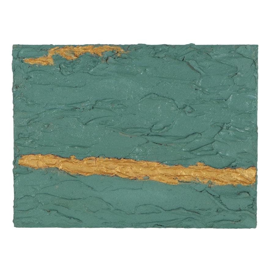 Elaine Neumann Abstract Oil Painting, 2020