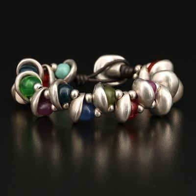 UNO de 50 Glass Bracelet