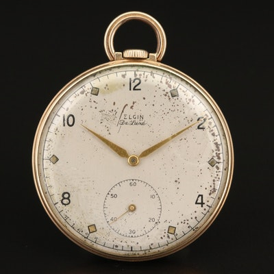 1941 Elgin Deluxe Pocket Watch