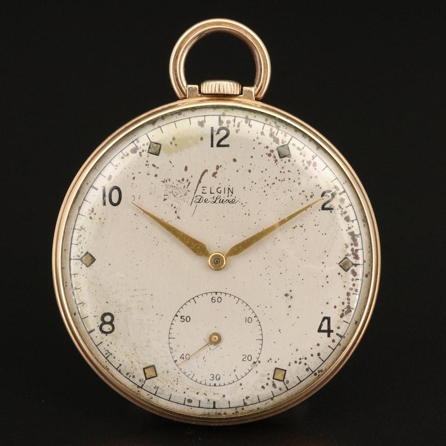 1941 Elgin Deluxe Pocket Watch