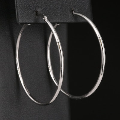 10K Hoop Earrings