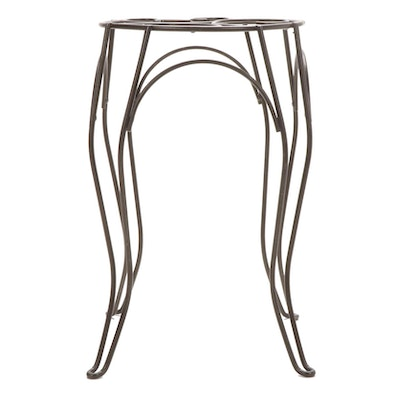 Short Wire Plant Stand