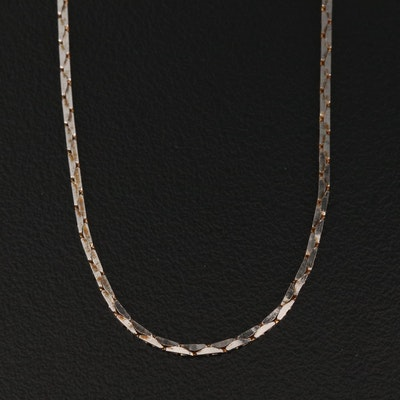 Boston Link Chain Necklace