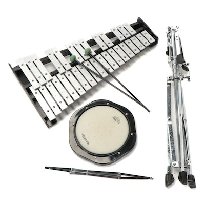 Innovative Percussion Inc. Combination Snare and Bell Kit