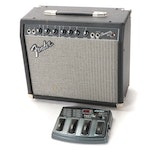 Fender Champion 30 Amplifier with DOD Tec4x Effects Unit