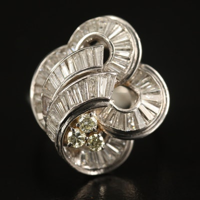 18K 2.02 CTW Diamond Ring