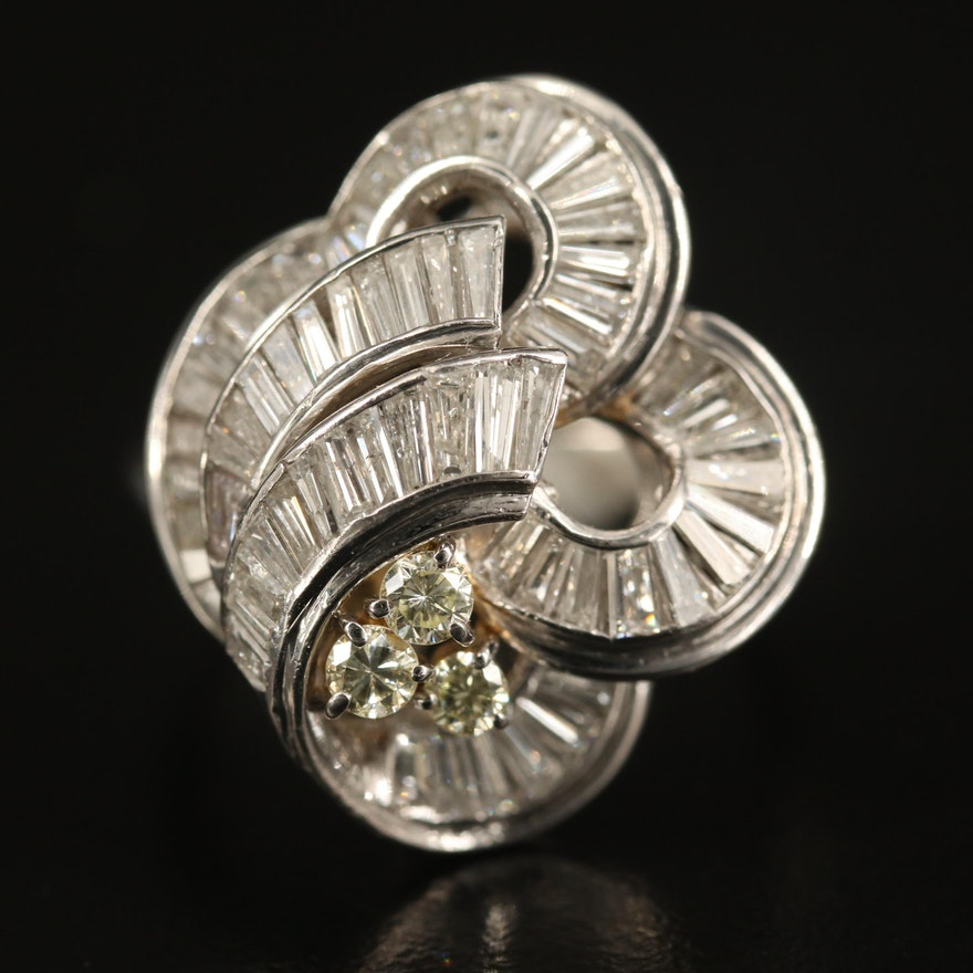 18K 2.02 CTW Diamond Ring