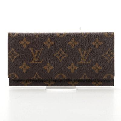 Louis Vuitton Porte Yen in Monogram Canvas