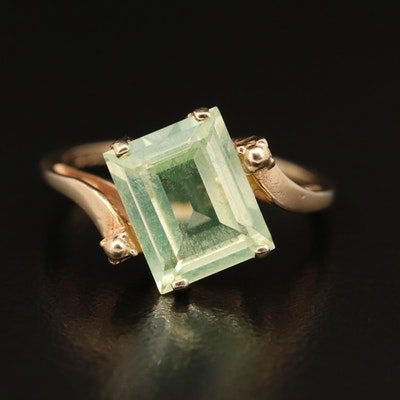 10K Spinel Bypass Ring