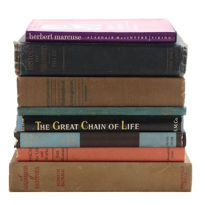 """""""Existentialism"""" by Jean-Paul Sartre and More Philosophy Books"""
