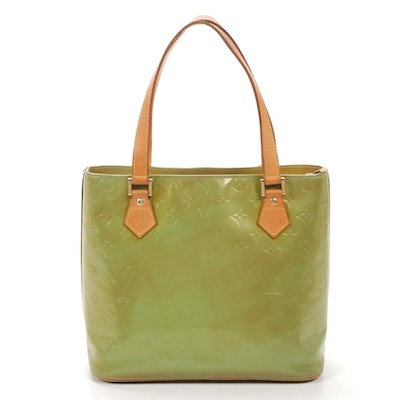 Louis Vuitton Houston Tote in Monogram Vernis Leather