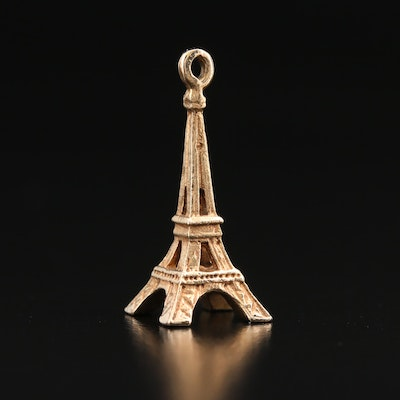 10K Eiffel Tower Charm