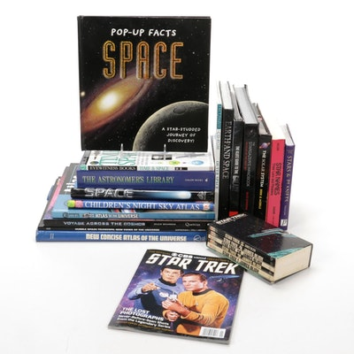 Children's and Young Adult Science and Space Book Collection