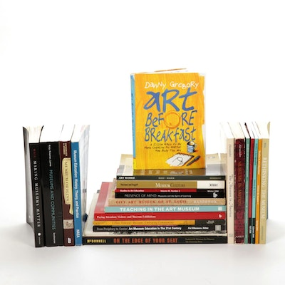 Art and Museum Studies Book Collection