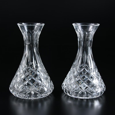 "Waterford Crystal ""Lismore"" Carafes"