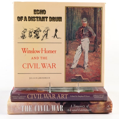 """""""Echo of a Distant Drum: Winslow Homer and the Civil War"""" and More"""
