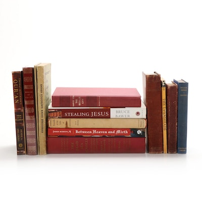 Religious and Spiritual Commentary Book Collection