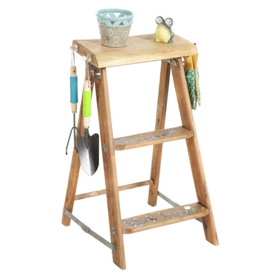 Decorative Garden Stand with Tools