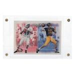 "2000 Tom Brady  Fleer Dominion ""Rookie Pairs"" #234 Football Card"