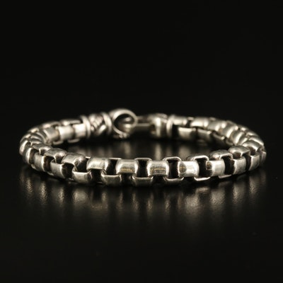Jai by John Hardy Sterling Box Chain Bracelet