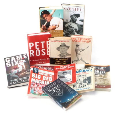 """My Prison Without Bars"" by Pete Rose and More Baseball Books"