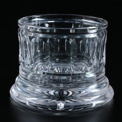 "Waterford Crystal ""Grafton Street"" Wine Bottle Coaster"