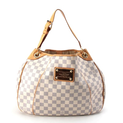 Louis Vuitton Galleria Bag in Damier Azur Canvas
