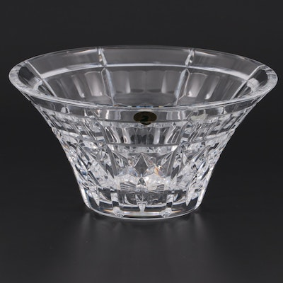 "Waterford Crystal ""Welcome"" Bowl"