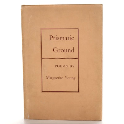 "First Edition, First Printing ""Prismatic Ground"" by Marguerite Young, 1937"