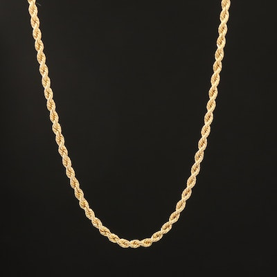 10K Rope Link Chain
