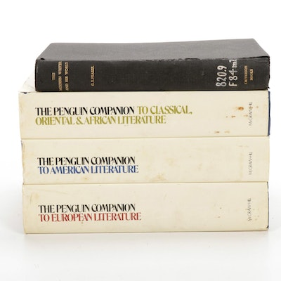 """""""The Penguin Companion"""" Guides to Literature and Other Writing Books"""