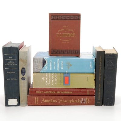American History Compendiums and Reference Books