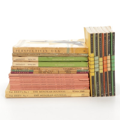 Art and Literary Periodicals and College Publications, 1937–1971