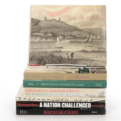 American History, Culture, and Politics Books