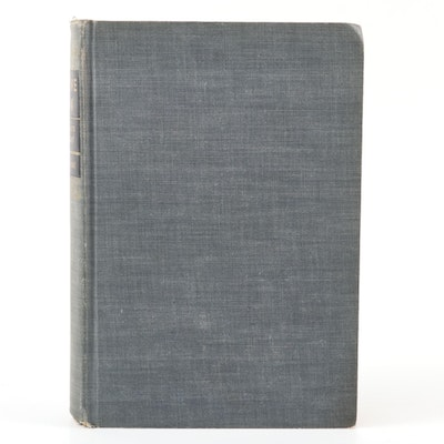 "First Edition ""Native Son"" by Richard Wright, 1940"